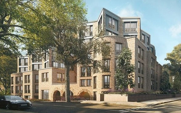 New Contract Award Hampstead