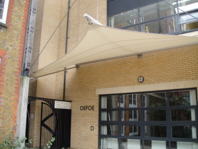 Defoe Building, Hackney Community College